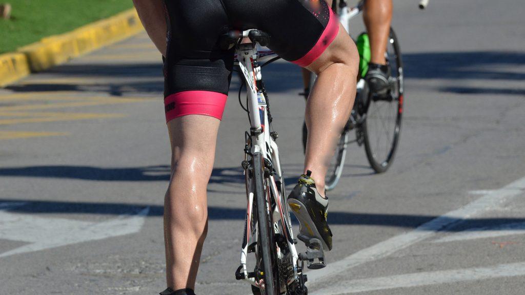 Cyclist Calves