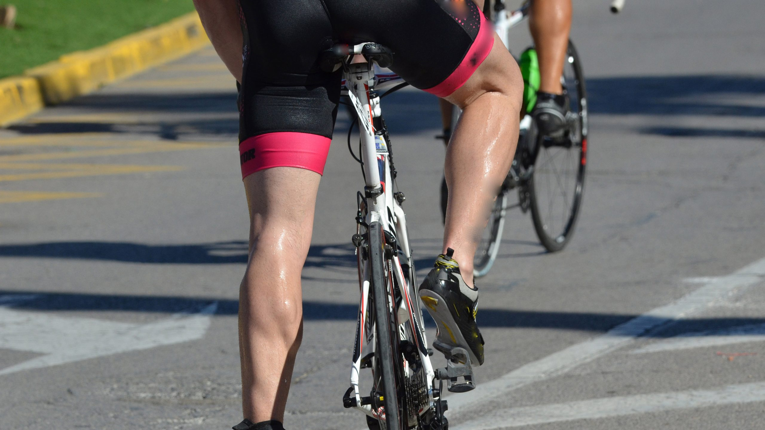 Cyclist Calves